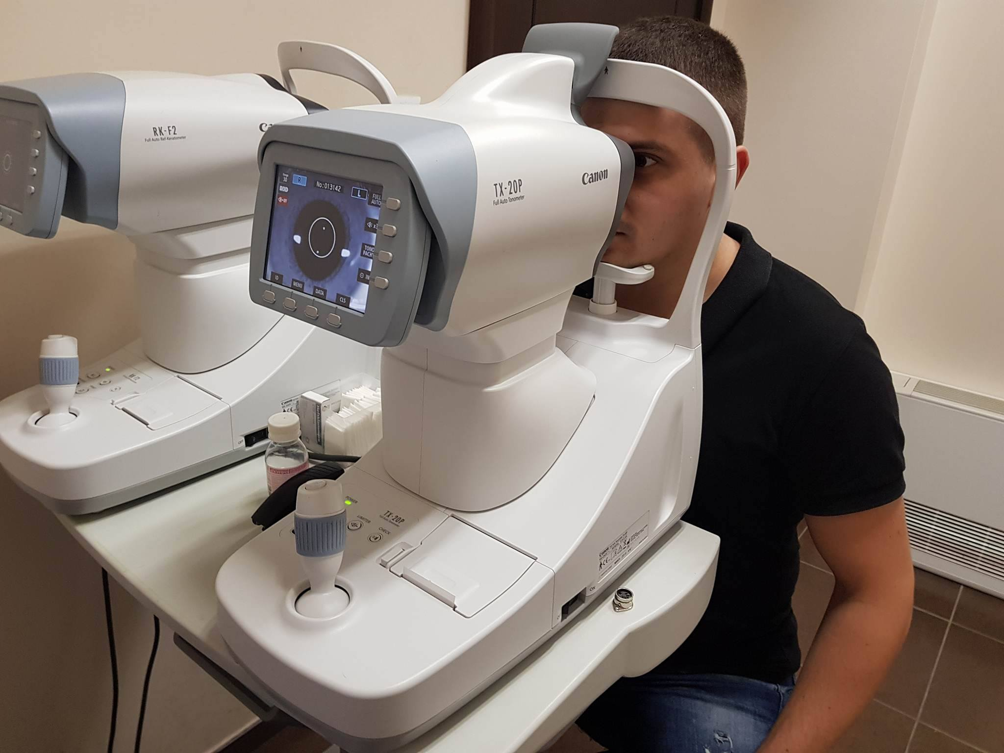 Free glaucoma screening offered at St. Nikolay Chudotvorets Medical Centre in Burgas