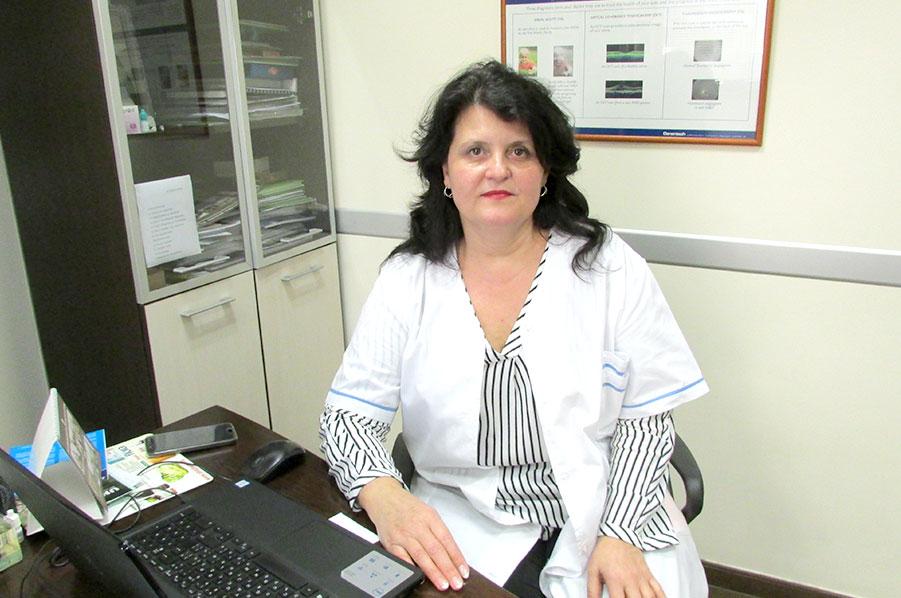 Dr. Neli Bodurova, MD