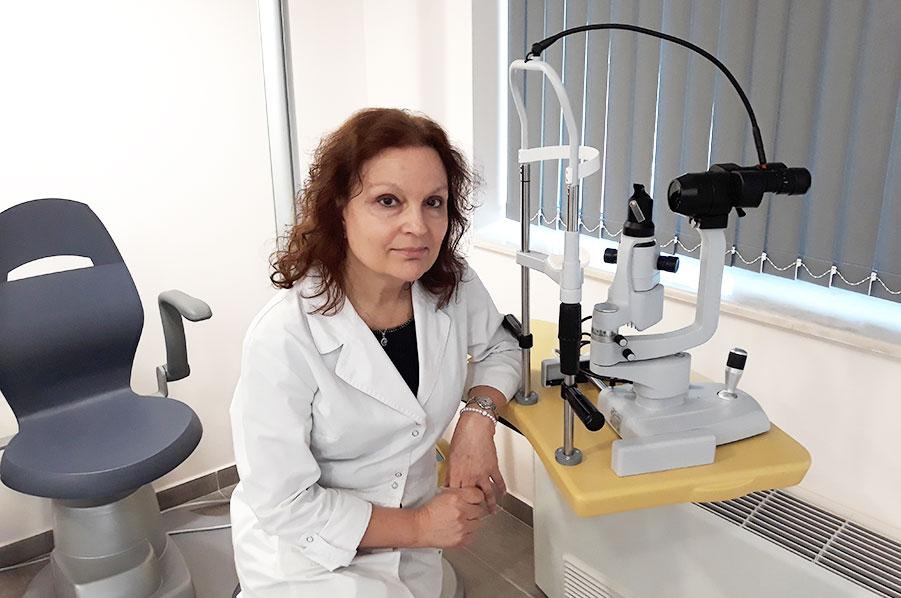 Dr. Zhivka Baykusheva, MD