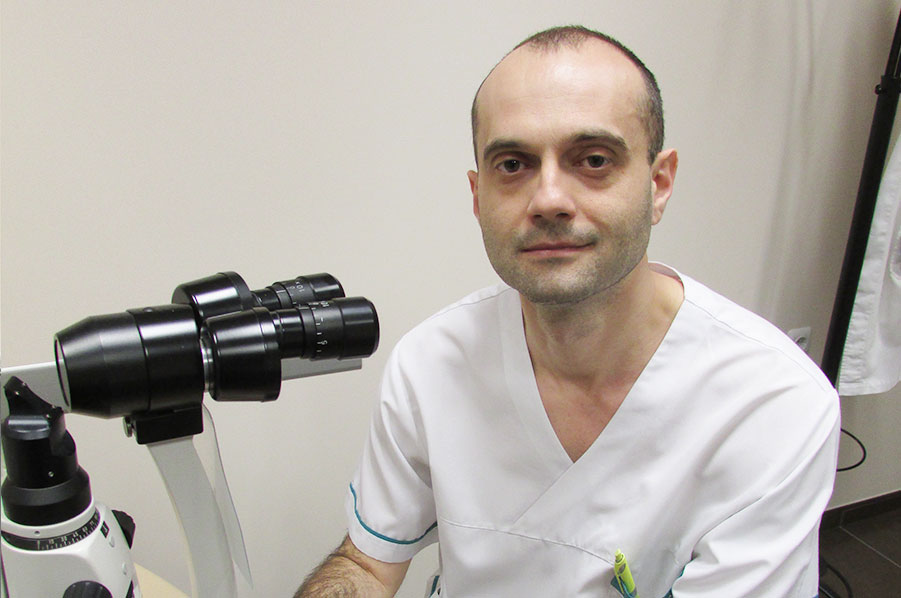 Dr. Yordan Yordanov, MD